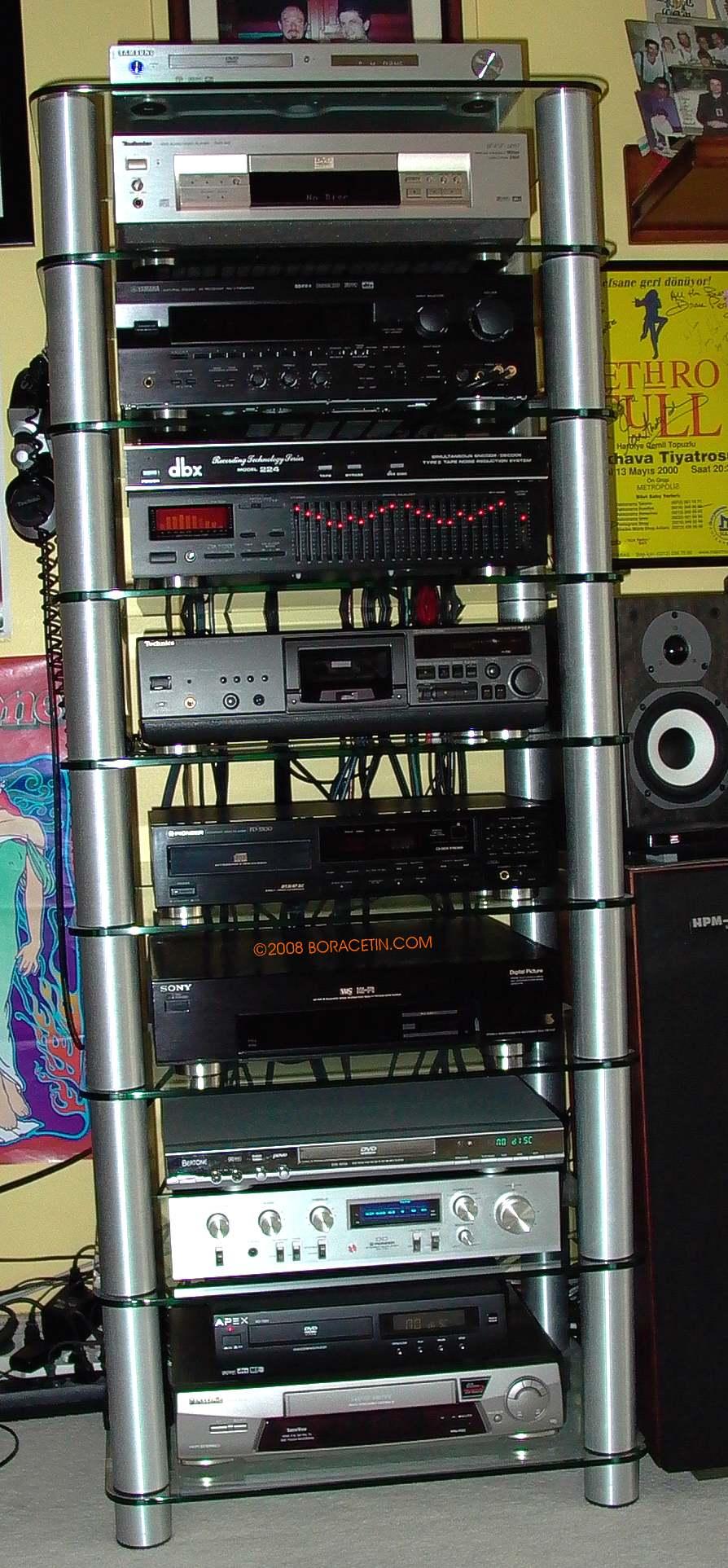 Bora Cetin S Quot Audio Video System S Quot Page